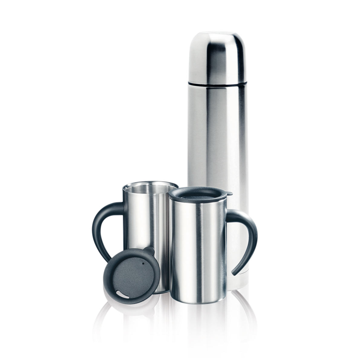 coffret bouteille thermos publicitaire mug isotherme. Black Bedroom Furniture Sets. Home Design Ideas